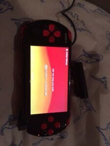 Sony PSP with charger - no games