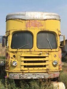 1954 Fageol Twin Coach