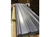 Garage roof sheets galvanised
