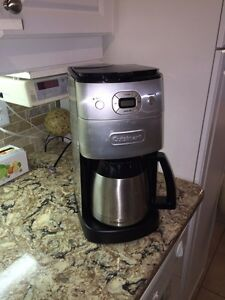 Cuisinart Coffee Maker with built in grinder London Ontario image 3