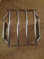 Harley Davidson Touring Quick Release Luggage Rack