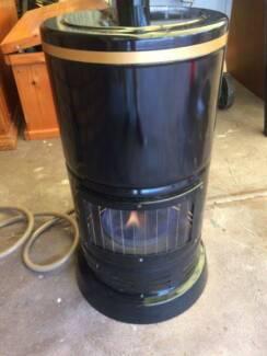 Convair Gas Fired Pot Belly Heater