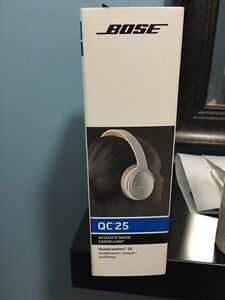 Bose QC25 (New never used!) ($300) Cambridge Kitchener Area image 2