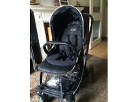 Oyster pram pushchair +car seat
