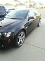 2009 Pontiac G8 GT, 6.0l, auto, sunroof, leather