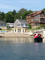 One-Bedroom Oceanfront Home for Rent in Purcell's Cove