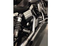 Harley 1340 dyna fxds