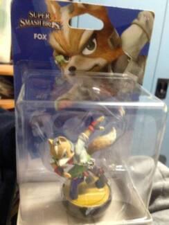 Nintendo Star Fox Amiibo - New in box Wiley Park Canterbury Area Preview