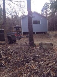 24x30 camp 1 Acre( PRICE REDUCED)