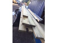 Wood for sale 6meter long 2 by 6inches
