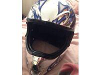 Mx small helmet