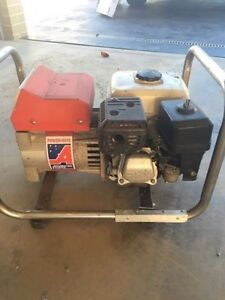 Honda 5.5HP 3KVA Generator Picton Wollondilly Area Preview