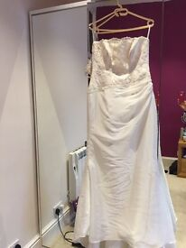 Nicola Anne wedding dress size 14