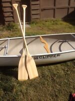 16 FOOT YUKON CLIPPER CANOE