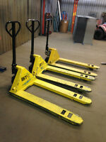 Pallet Truck IBT55- used- GREAT Price!!