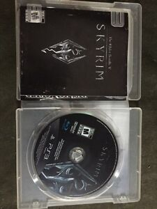 PS3 Skyrim - the elder scrolls v