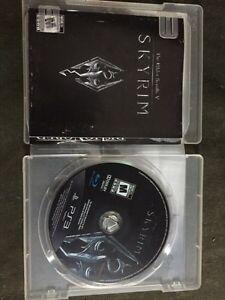 PS3 Skyrim - the elder scrolls v