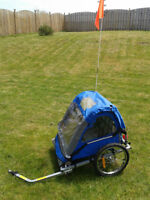 Triumph Duo Bicycle Trailer