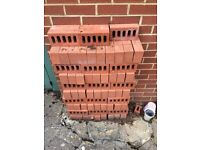 86 wire cut new house bricks £40 collect from wimborne call 07715 110 799