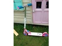 Free Hello kitty scooter
