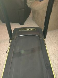 Livestrong treadmill-Excellent Condition