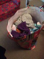 Huge lot of girls clothing