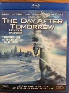 The Day After Tomorrow Blue Ray London Ontario image 1