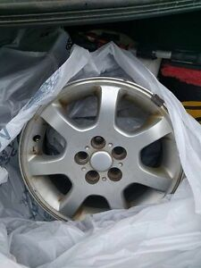 Used 15 inch Factory Original Alloy Rims for Dodge Neon