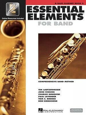 Wind & Woodwinds Musical Instruments & Gear Good Essential Musicianship For Band Ensemble Concepts Bass Clarinet Essent 000960065 We Have Won Praise From Customers