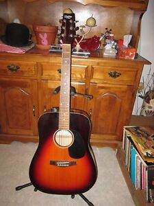TRADITION Acoustic Guitar For Sale