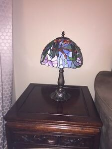 Tiffany Dragonfly Leaded Glass Lamp  West Island Greater Montréal image 1