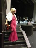 Angela As Marilyn Monroe- Looking for people to join the Show