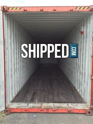 Franklin Shipping Containers - 40ft Used - Lowest Price In Tennessee