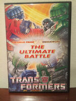 Trans Formers The Ultimate Battle