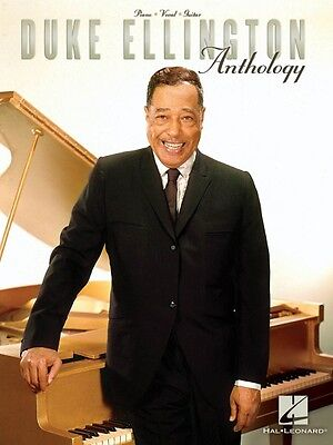 Duke Ellington Anthology Sheet Music P V G Composer Collection Book NE 000313400 Duke Ellington Music Book