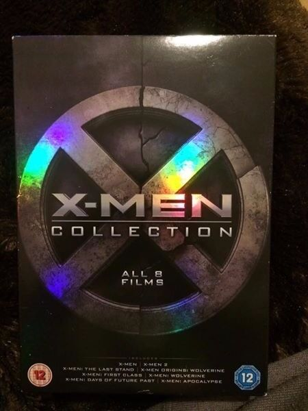 X-Men Collection (All 8 Films)