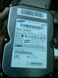 50 gb computer hardive internal moving sale any $ acpted