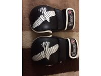MMA Boxing gear gloves and shin guards all individually priced