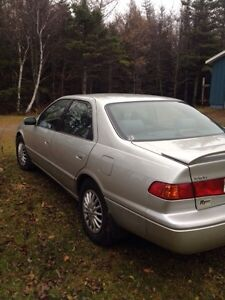 Camry XLE 2001