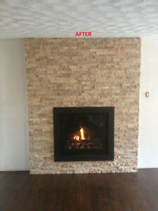 Gas Fireplace - The Marquis Bentley London Ontario image 3