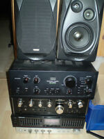 Vintage Stereo Sansui and More