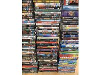 Job lot of 154 dvds and dvd box sets.