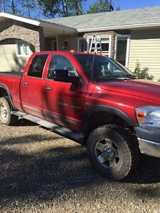 2007 Dodge Power Wagon (REDUCED $16,500.00)