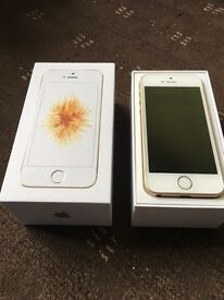 Apple iPhone SE Gold 16GB ***AS NEW MINT***UNLOCKED***