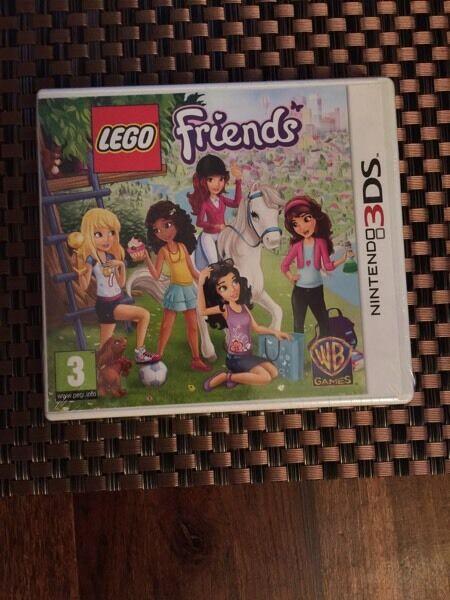 Lego Friends Nintendo 3ds Brand New In Hyson Green