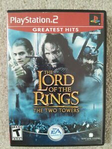 Lord of the Rings: The Two Towers / PS2 London Ontario image 1