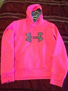 """UNDER ARMOUR"" women's breast cancer edition hoodie  St. John's Newfoundland image 5"