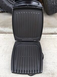 stainless steel george foreman grill  Strathcona County Edmonton Area image 2