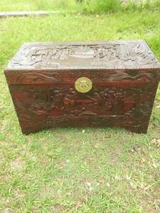 Large Camphor Chest Morayfield Caboolture Area Preview