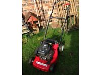 HOMELITE PETROL LAWNMOWER